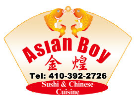 Asian Boy Sushi & Chinese Cuisine, Elkton, MD